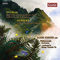 Herbert/Dvorak CD cover